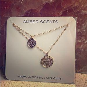 Amber Sceats necklace. FabFitFun Spring 2020. New